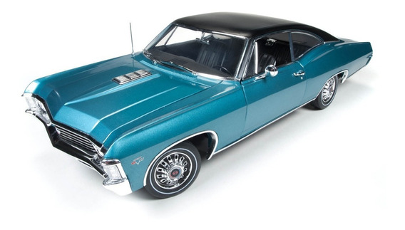 Chevy Impala Ss 427 1967 Aw Auto World 1:18