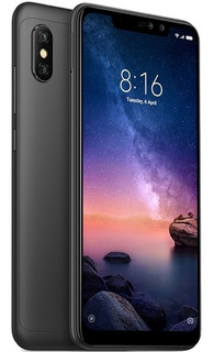 Xiaomi Redmi Note 6 Pro 64gb 4gb Ram / Tienda / Mercadopago
