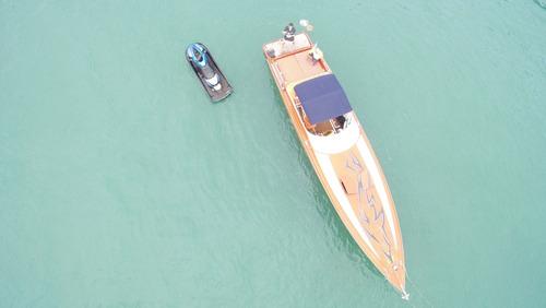 Imagem 1 de 9 de Lancha Scarab 38 Revisada 760hp (ferrari Do Mar)