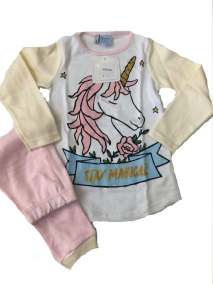 Pijama Unicornio Frozen Minnie Barbie Violetta Disney