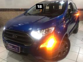 Ford Ecosport Titanium Automático 6mkm Impecável