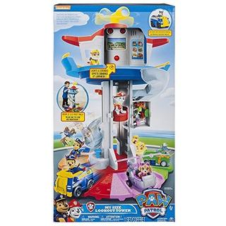 Nickelodeon - Paw Patrol - Mi Torre De Observación De Tamaño