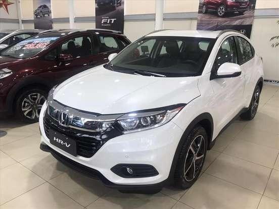 Honda Hr-v 1.8 16v Flex Exl 4p Automático 2020