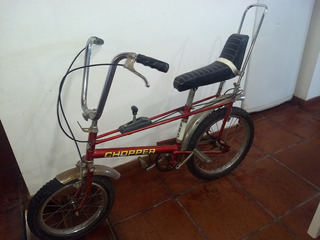 Bicicleta Chopper Antigua