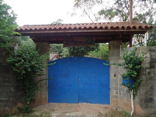 Chácara Rural À Venda, Jardim Jóia, Arujá - Ch0034. - Ch0035