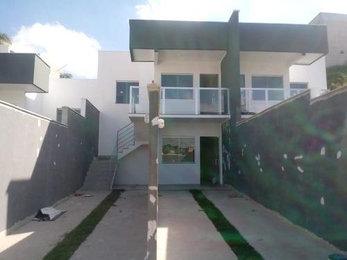 Casa Geminada Com 2 Quartos Para Comprar No Bom Jesus Em Contagem/mg - 3739