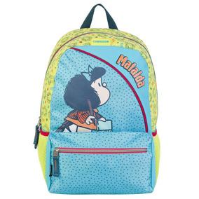 5d01ca199e688b Mochila Chenson Linea Mafalda en Mercado Libre México