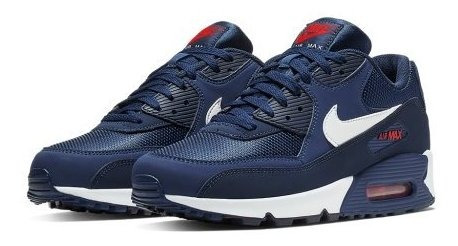 Tênis Nike Air Max 90 Essential Masculino Casual Original