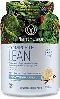 Plantfusion - Polvo De Proteína De Pérdida De Peso A Base