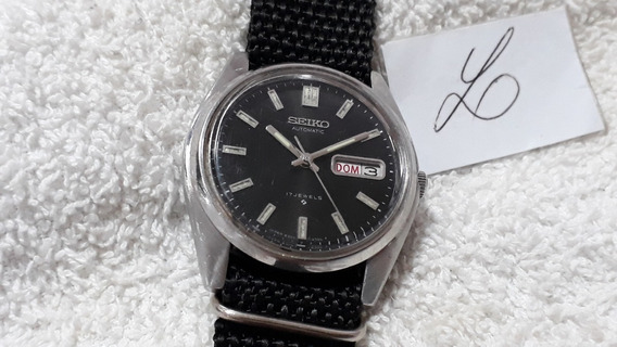 Relógio Seiko - 6309 - Masculino, Automático (anos 70) !