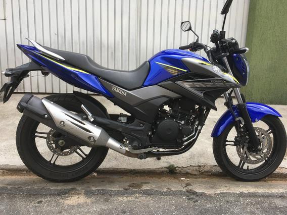 Yamaha Fazer 250 2017