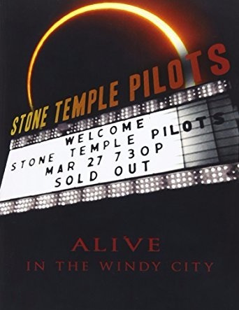 Stone Temple Pilots Alive In The Windy City Dvd Weiland