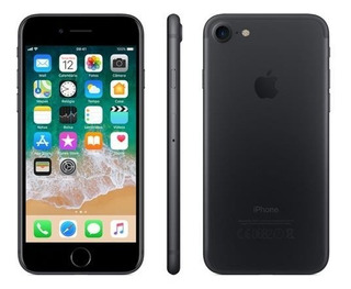 Apple iPhone 7 32 Gb Preto-fosco 2 Gb Ram