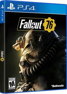 Juego Playstation 4 Fallout 76 Ps4 / Makkax