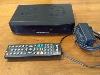 Decodificador Coradir Dtv2100 Para Tda Tv Digital Abierta