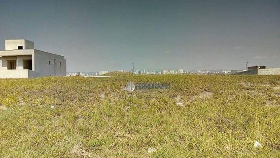 Terreno À Venda Alphaville, 489 M² Por R$ 405.000 - Urbanova - São José Dos Campos/sp - Te1788