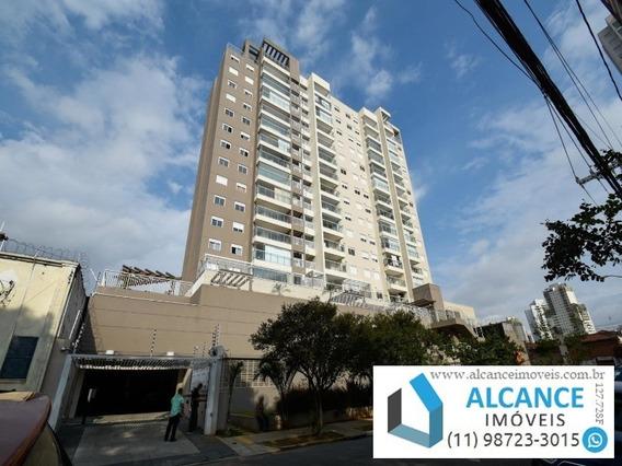 Apartamento 2 Quartos 1 Suíte E 1 Vaga 57m² - Próximo Ao Parque Barra Funda Com Fácil Acesso A Marginal Tietê | Alcance Imóveis - Ap00248 - 34411967