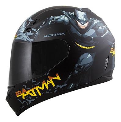 Capacete Ff391 Batman