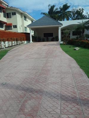 Se Renta Casa En Proyecto Cerrado Codigo Gac-005