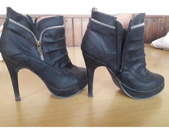 Zapato Mujer Num 35 Usado Excelente Estado