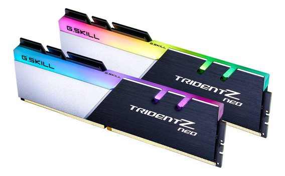 Memoria RAM 32GB 2x16GB G.Skill F4-3600C16D-32GTZNC