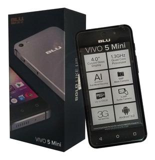 Telefono Blu Vivo 5 Mini 8gb + 1gb Ram Nuevo Liberado
