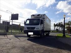 Caminhão Mercedes-benz Accelo 1016 Baú Refrigerado 2012