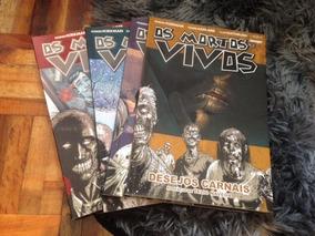 Os Mortos Vivos (the Walking Dead) 2, 3 E 4