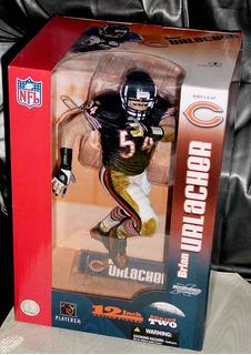 Mcfarlane Nfl 12 Brian Urlacher Chicago Bears