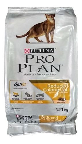 Imagen 1 de 1 de Comida Proplan Reduced Calorie Cat (bajas Calorías) 1 Kg