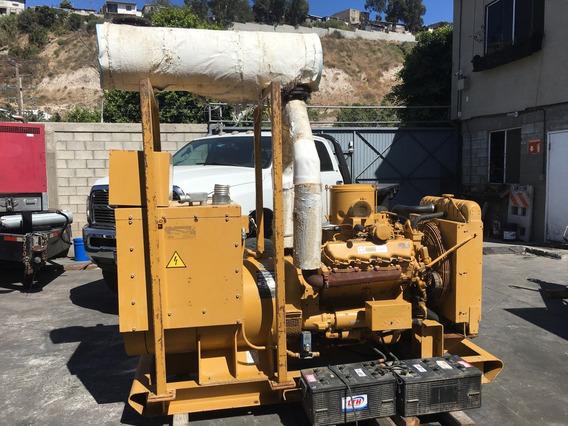 (id 293) Generador Caterpillar Diesel 100 Kw