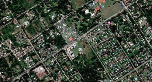 Terreno - Av. Benavidez