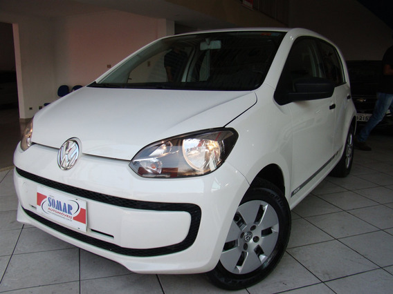 Volkswagen Up 1.0 Mpi Take Up 12v Flex Zero De Entrada