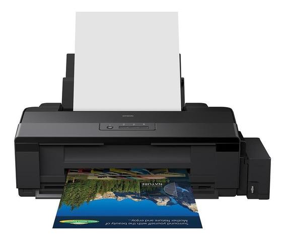Impressora Epson L1800 Ecotank Fotográfica, 6 Cores, 110v