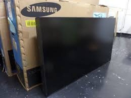Smart Tv 55 Polegadas Wifi Samsung Un55k5300 Tela Quebrada