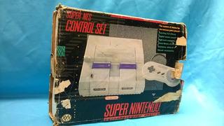 Super Nintendo Snes Con Todo
