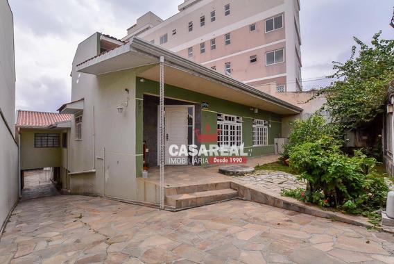 Terreno À Venda, 468 M² Por R$ 580.000 - Bacacheri - Curitiba/pr - Te0039