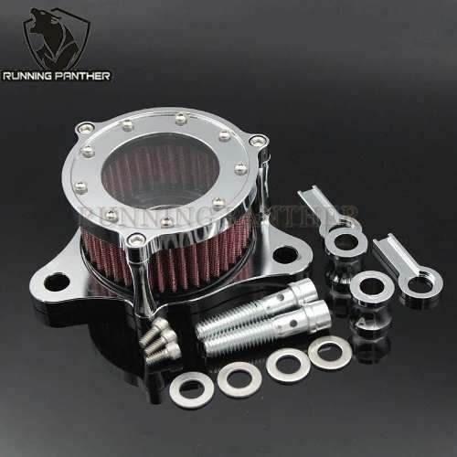 Filtro Esportivo Para Harley 883 Sportster Top - Cromado.