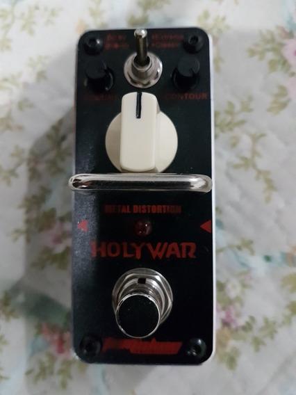 Pedal Aroma Metal Holywar