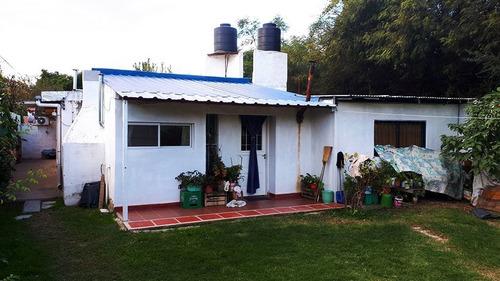 Casa Y 3 Departamentos En El Centro De San Marcos Sierras