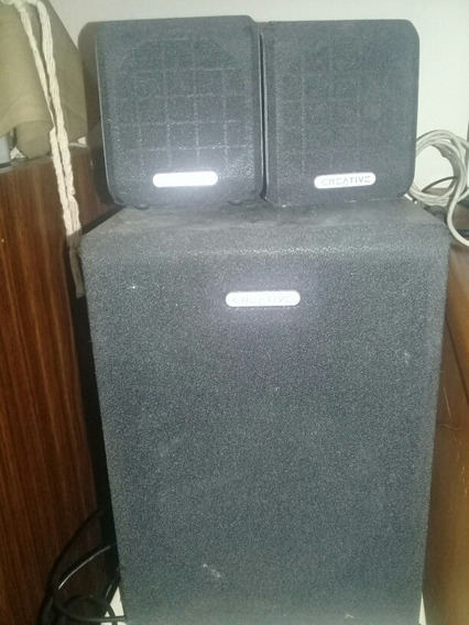 Subwoofer 2.1 Creative