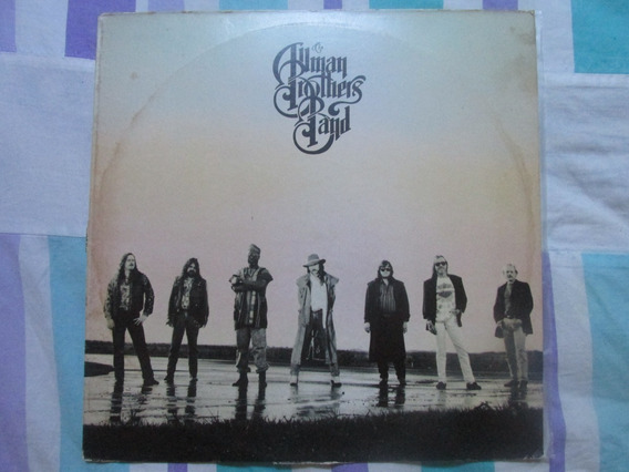 Lp The Allman Brothers Seven Turns Frete Grátis