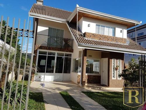 Sobrado Para Venda Em Guarapuava, Santa Cruz, 3 Dormitórios, 1 Suíte, 2 Banheiros, 2 Vagas - Sb-0017_2-641967