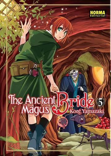 Manga The Ancient Magus Bride Tomo 05 - Norma Editorial