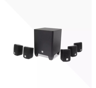 Home Theater Jbl Cinema510 5.1 Parlantes Subwoofer 101db