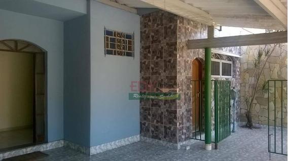 Sobrado Residencial À Venda, Vila São José, Taubaté. - So0167