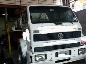 Vw 16170 Bt Truk No Chassis Muito Bom De Mecanica ///