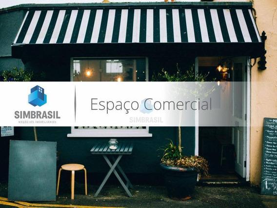 Sala Comercial Para Locação, Jardim Chapadão, Campinas. - Sa0027