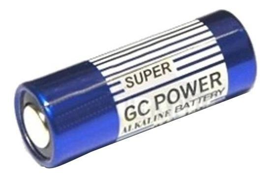 Pilha Bateria A23 12v Alcalina Portão Alarme 1 Uni.