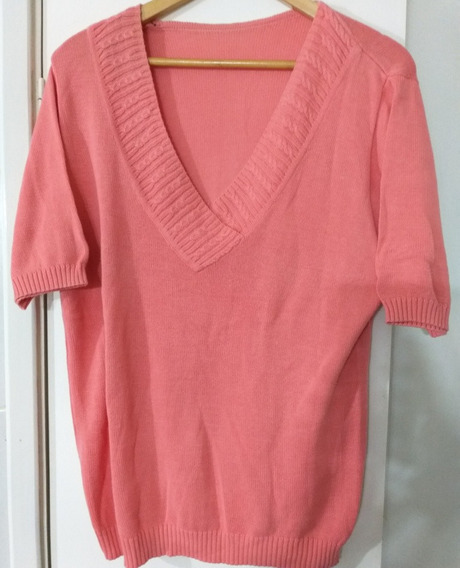 Sweater Hilo Mujer L O Xl Impecable Medidas